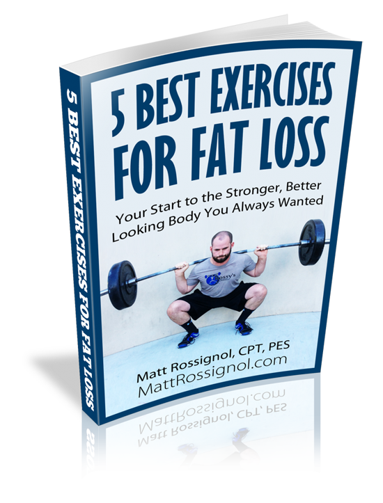Matt Rossingol Fat Loss eBook
