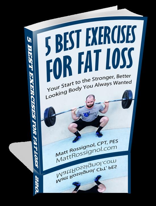 Matt Rossingol Fat Loss eBook